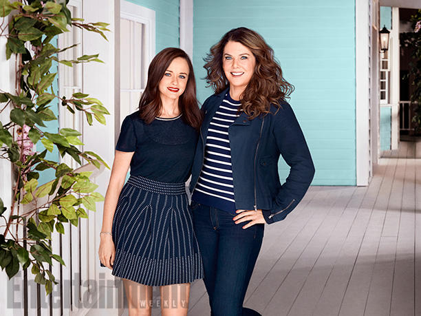 Three Inspiring Lessons I Learned Binge Watching the Gilmore Girls